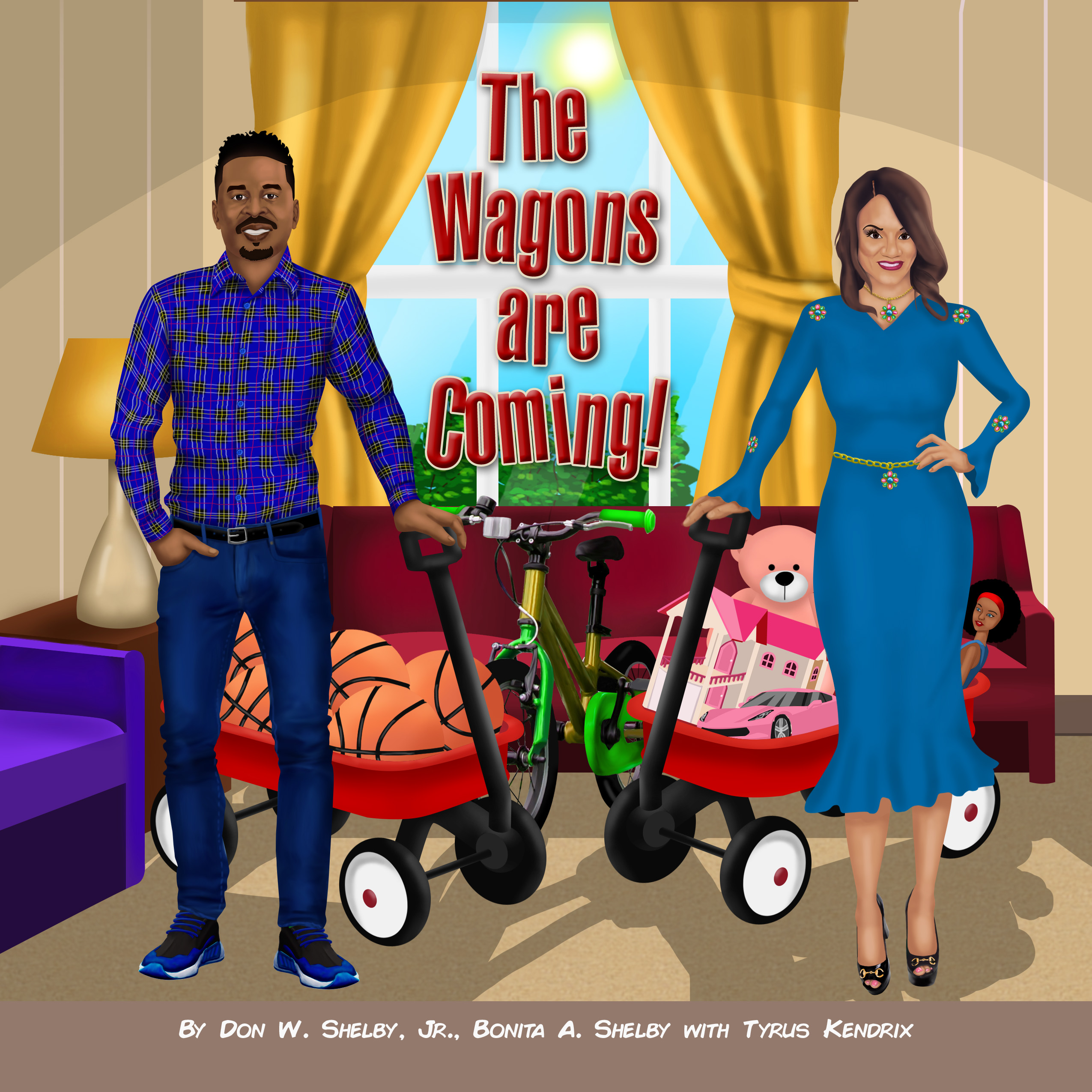 The Wagons Are Coming